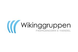 Wikinggruppen logga