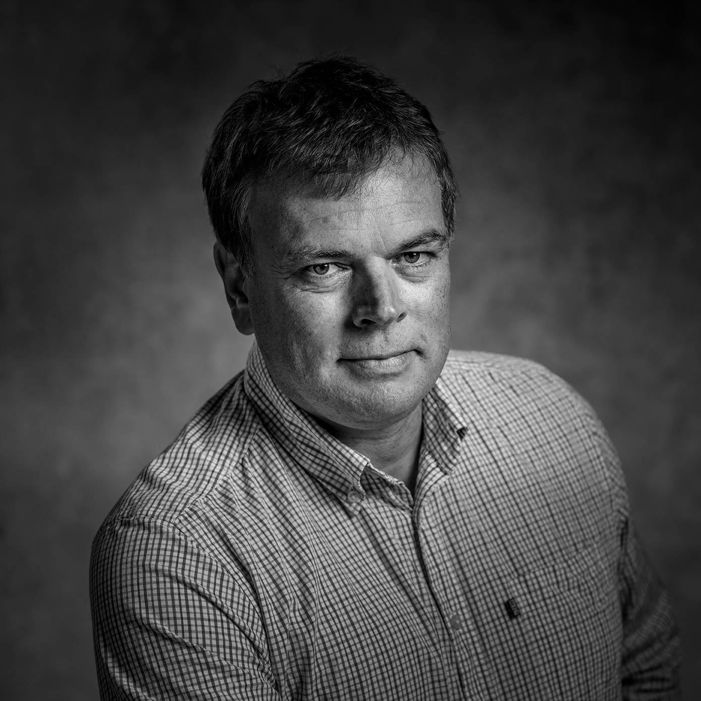 Patrik Olsson, Affärsutvecklare och expert på Logistik